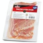 Bacon Uten Svor