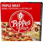 Peppes Triple Meat