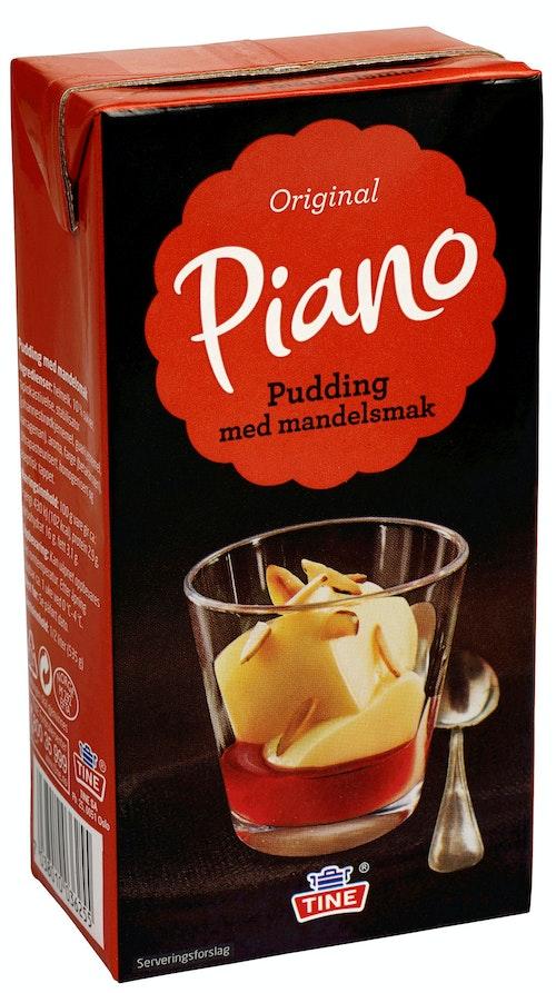 Tine Piano Mandelpudding  0,5 l