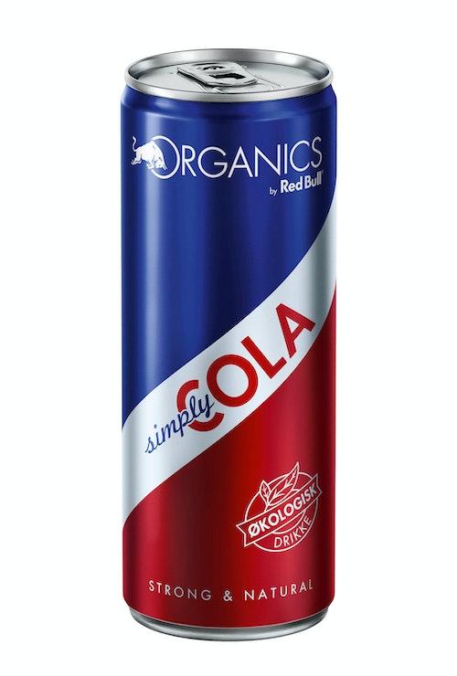 Red Bull Simply Cola Økologisk, 250 ml
