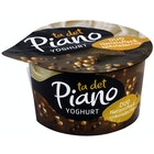 Piano Duo Yoghurt og Nøttetoffee