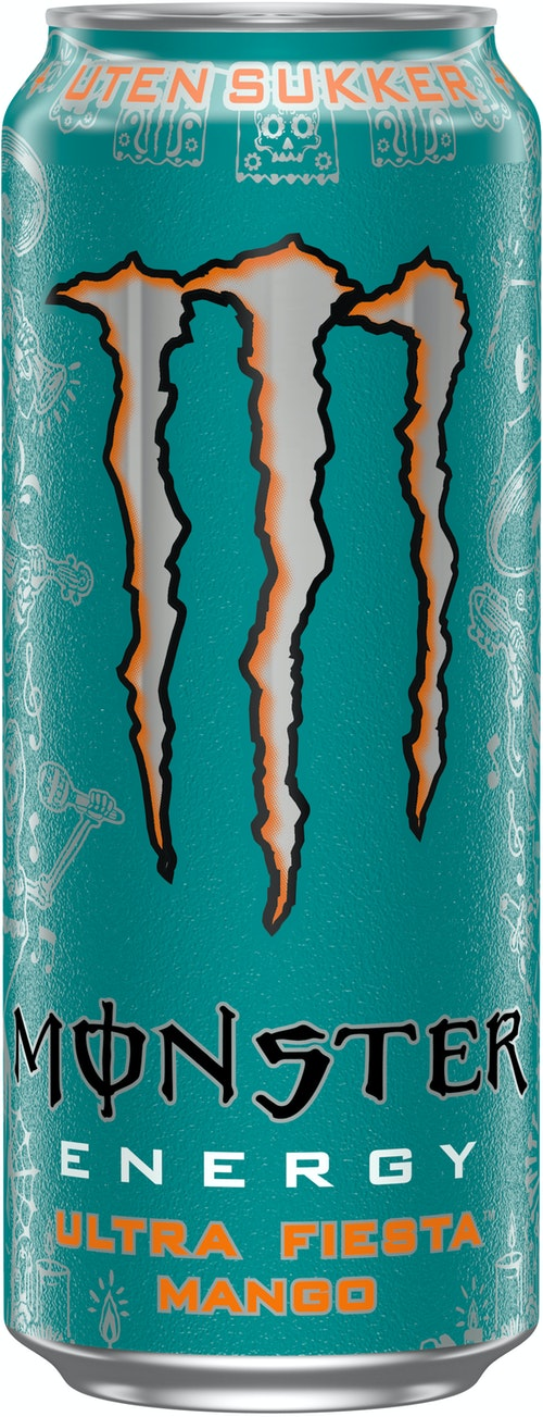 Monster Monster Ultra Fiesta Mango 0,5 l