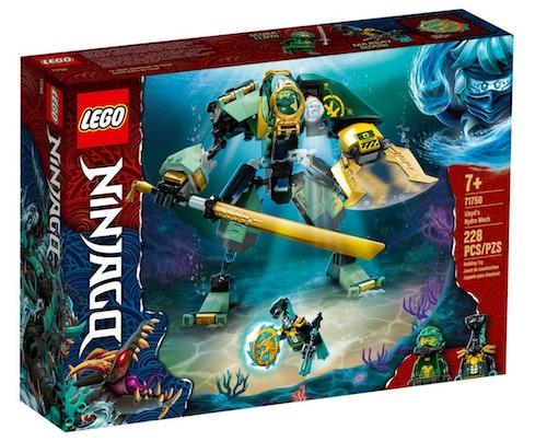 LEGO LEGO Ninjago - Lloyds Hydro Mech 1 stk