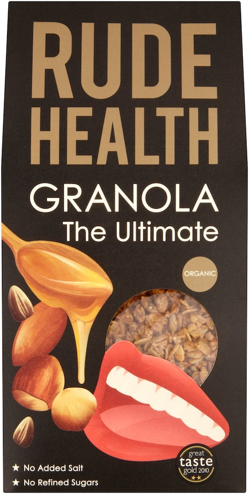 Rude Health The Ultimate Granola Økologisk, 500 g