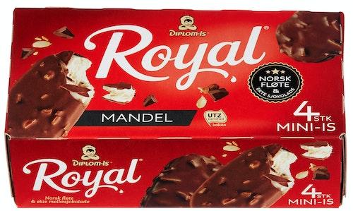 Diplom-Is Royal Mandel Mini 4 stk