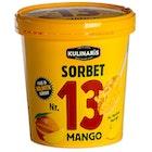 Sorbet av Mango