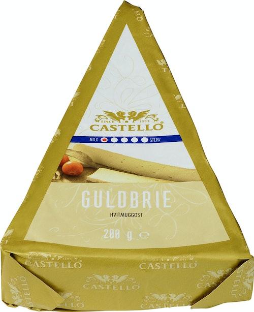 Castello Castello Guldbrie 200 g