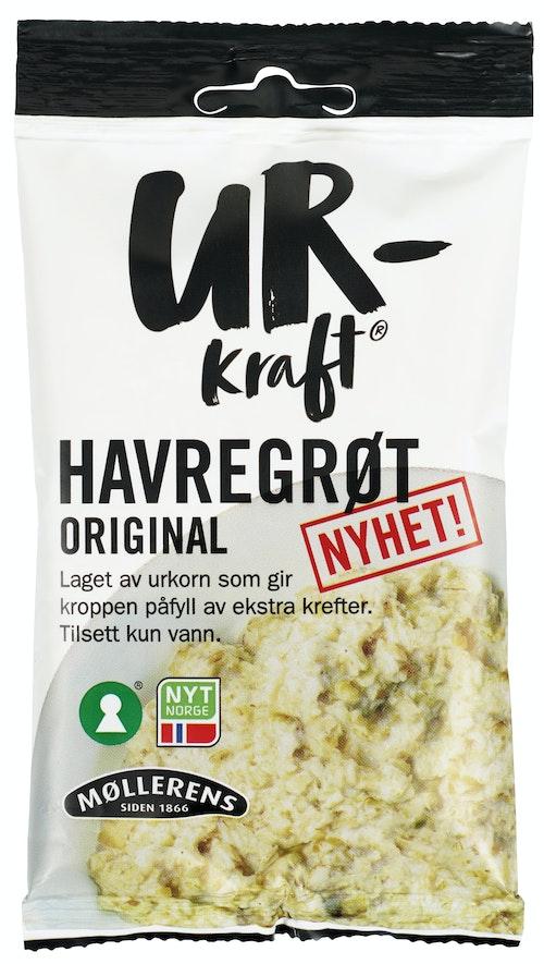 Ur Kraft Havregrøt Original 65 g
