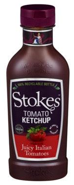 Stokes Real Ketchup 485 g
