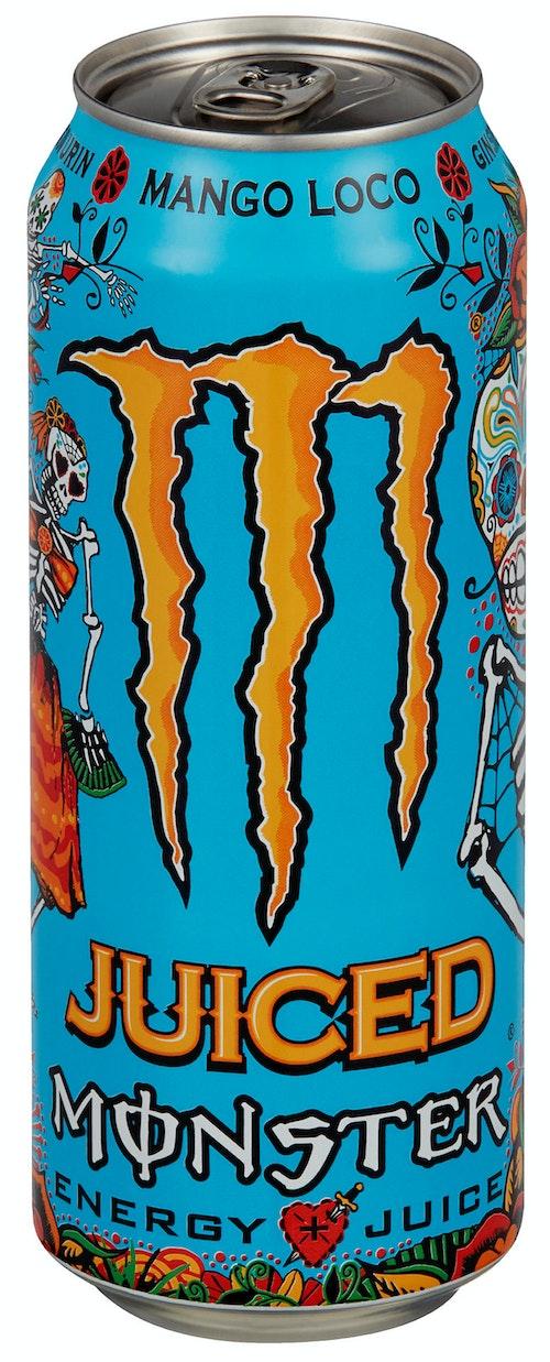 Monster Monster Mango Loco 0,5 l