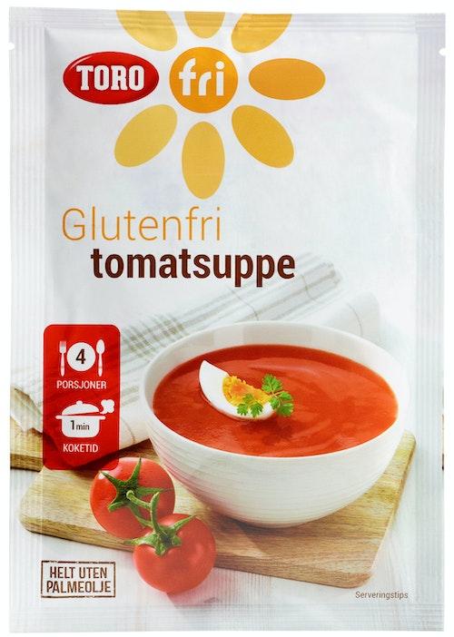 Toro Tomatsuppe Glutenfri 73 g