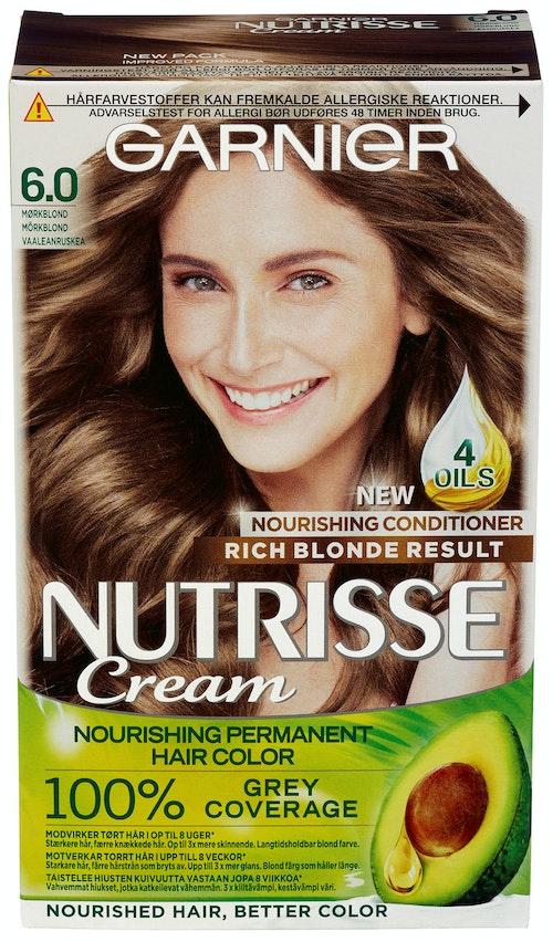 Garnier Nutrisse Lysebrun 6 1 stk
