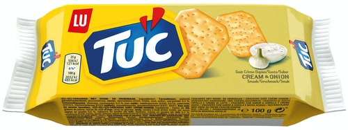 TUC TUC Sour Cream & Onion 100 g