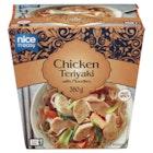 Kylling Teriyaki med Nudler