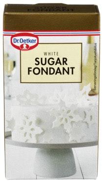 Dr. Oetker Hvit Sukkerfondant 250 g