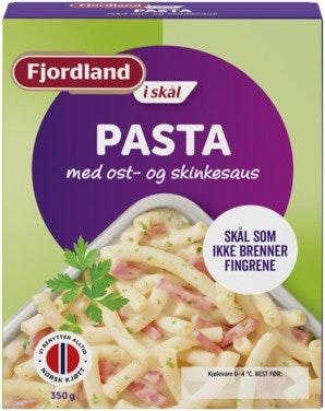 Fjordland Pasta med Ost & Skinkesaus 350 g