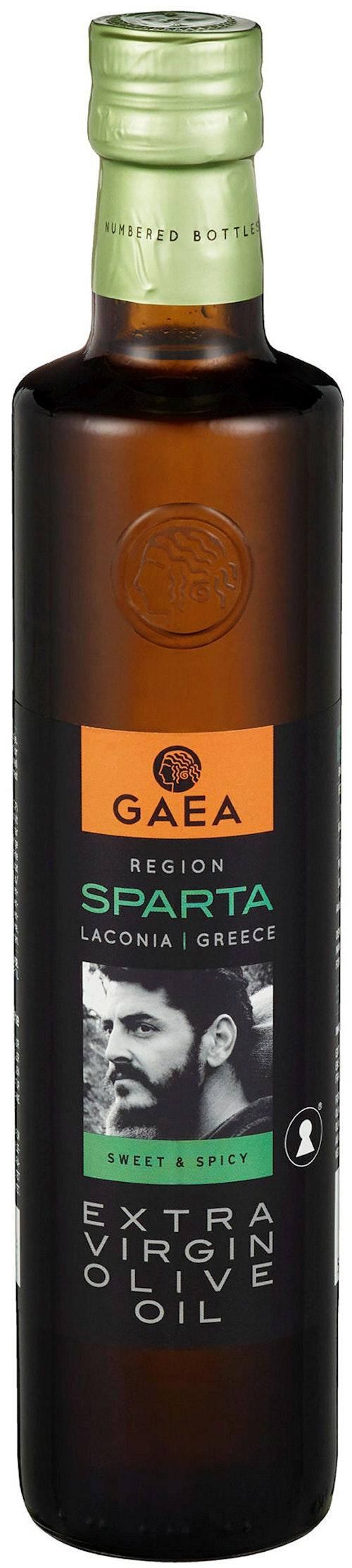 Gaea Region Sparta Extra Virgin Olive Oil 500 ml