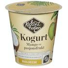 Kogurt Med Mango og Pasjonsfrukt