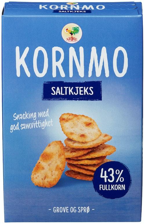 Sætre Kornmo Saltkjeks 120 g