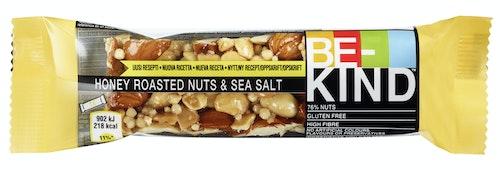 BE-KIND Be-Kind Honey Roasted Nuts&Seasalt 40 g