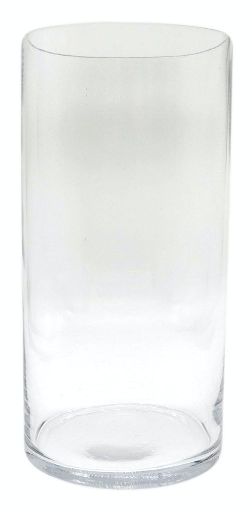 FreshFlowers Vase Sylinder 25cm 1 stk