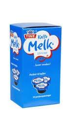 TINE Kaffemelk 100x10 ml, 1 l