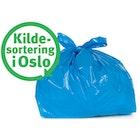 Kildesorteringsposer til plastemballasje