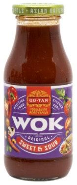 Go Tan Sweet & Sour Wok 240 ml