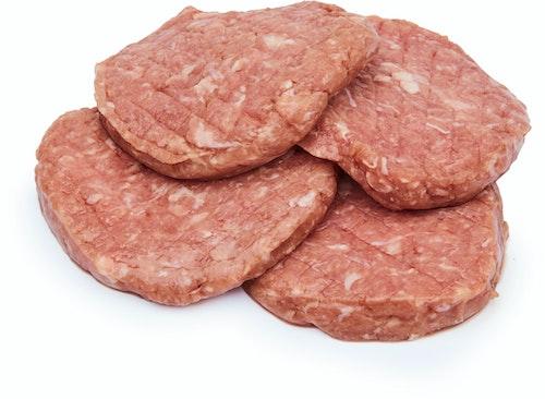 Stølsvidda Fjellgrisburger 4 stk