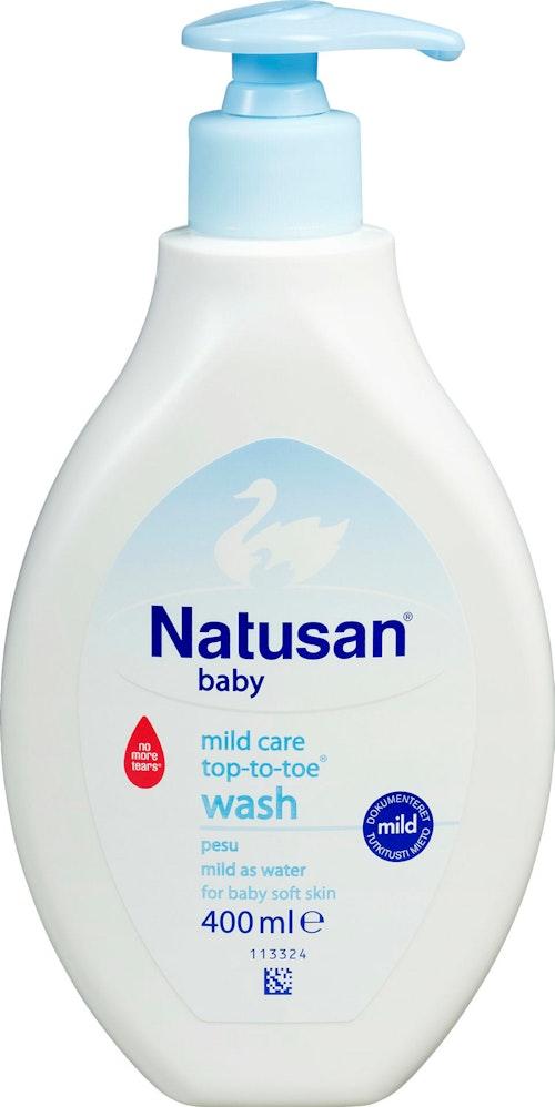 Natusan Toptotoe Wash 400 ml