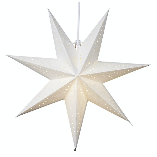 Northlight Adventsstjerne 50cm hvit, 1 stk