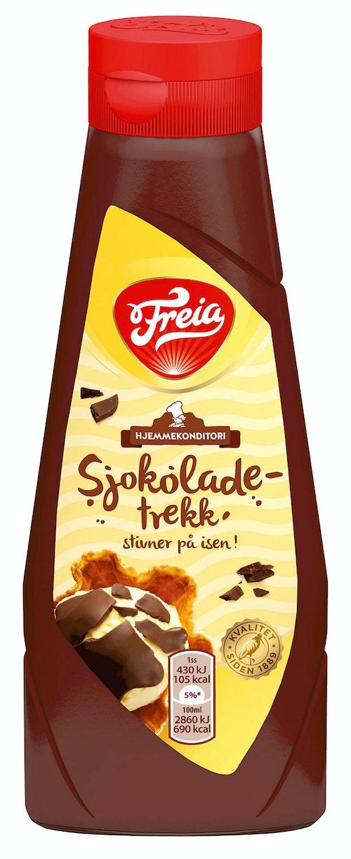 Freia Sjokoladetopping Stivner på isen, 300 g