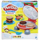 Play-Doh Hamburgersett