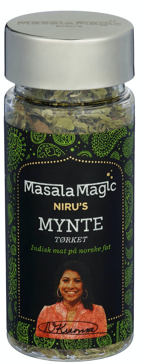 MasalaMagic Tørket Mynte 1 stk