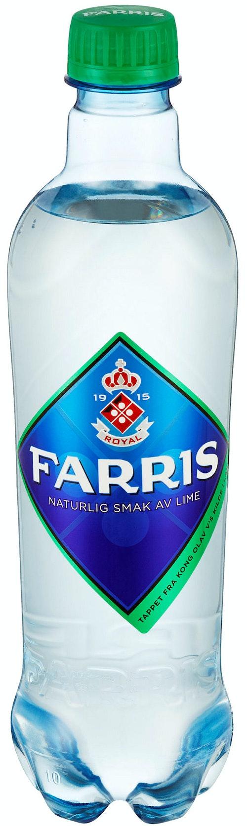 Ringnes Farris Lime 0,5 l