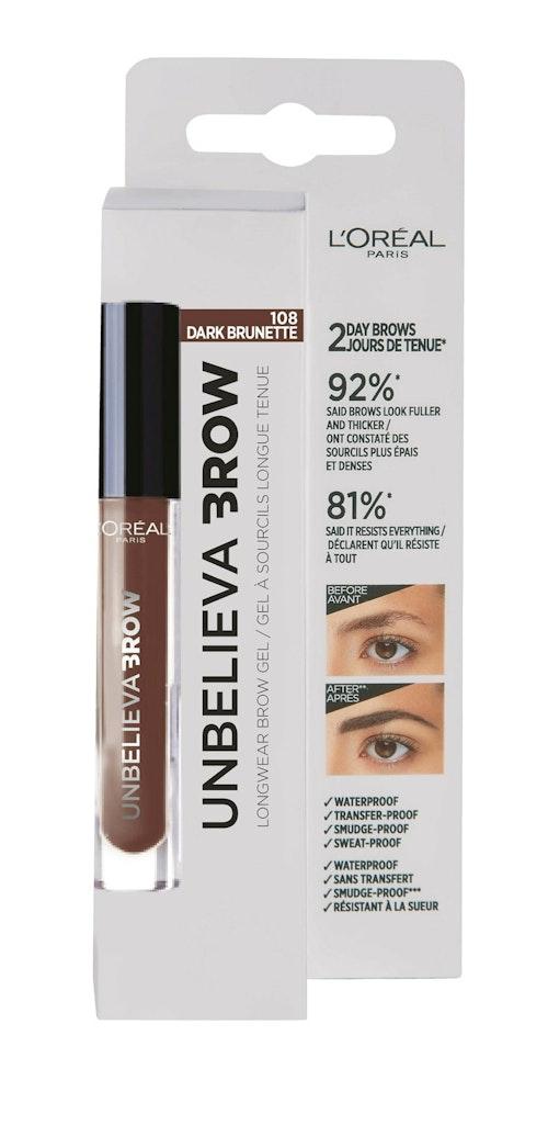 L'Oreal Unbelieva'brow Dark Brunette 1 stk