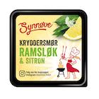 Kryddersmør Ramsløk & Sitron