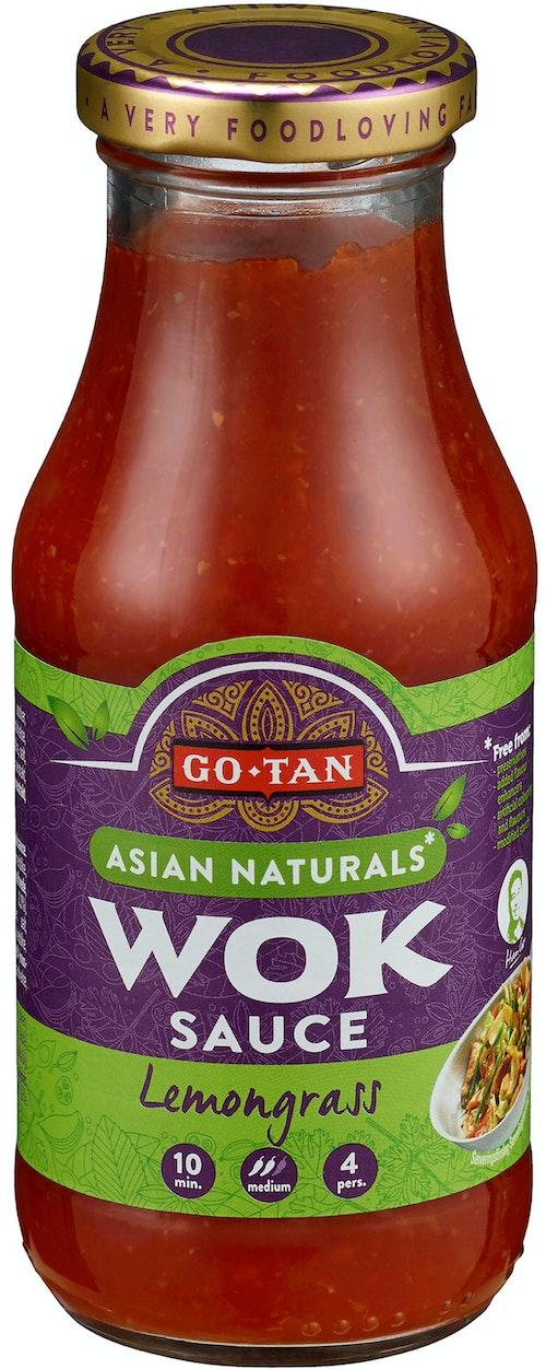 Go Tan Lemongrass Wok 240 ml