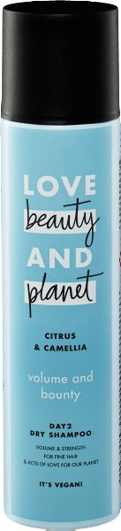 Love Beauty & Planet Volume and Bounty Dry Shampoo 245 ml