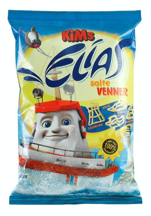 Kims Elias Salte Venner 95 g