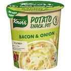 Potato Bacon & Løk