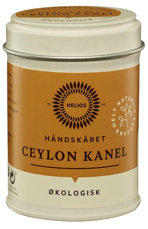 Helios Ceylon Kanel Malt Økologisk, 18 g