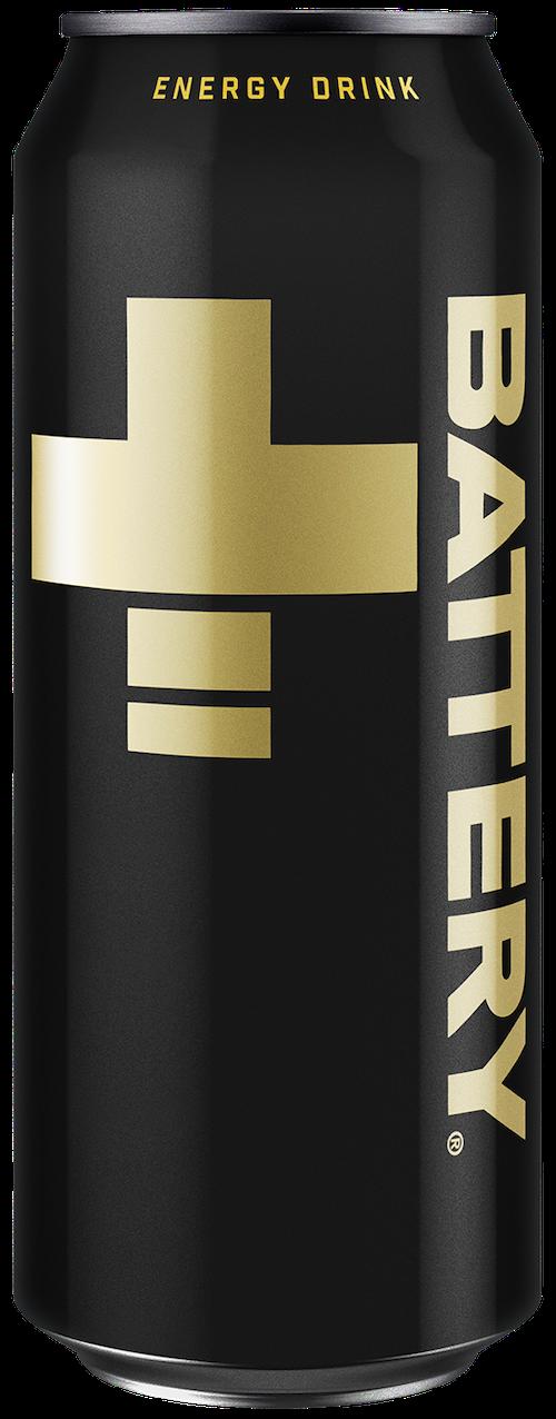 Battery Battery Energidrikk 0,5 l
