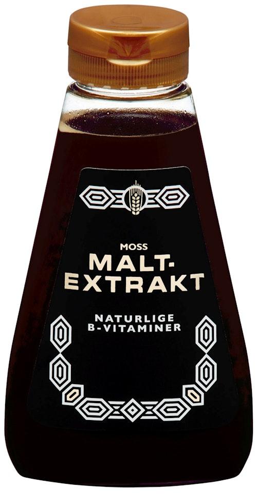 Moss Maltextrakt 450 g