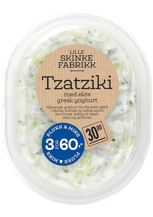 Lille Skinkefabrikk Fersk Tzatziki 180 g