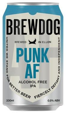 Brewdog Brewdog Punk Af 0,33 l