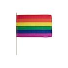 Oslo Pride Flagg Regnbue