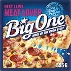 Big One Meat Lover Pizza
