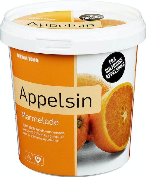 REMA 1000 Appelsinmarmelade 1 kg