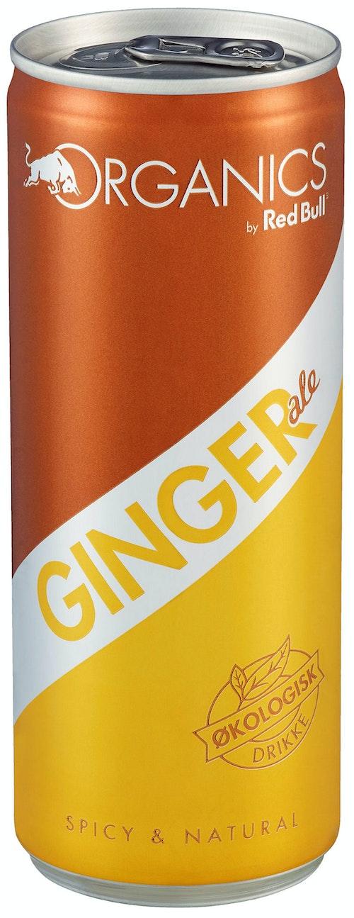 Red Bull Red Bull Ginger Ale Økologisk, 250 ml